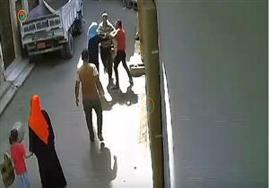 """""""مصراوي"""" ينفرد بنشر فيديو لواقعة التحرش صاحبة أول حكم مشدد بالصعيد"""