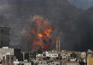 مقتل قيادي حوثي وعدد من مرافقيه في غارة للتحالف العربي على تعز