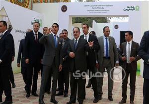 وزير الداخلية وأبو هشيمة يفتتحان تطوير دار الجمالية لرعاية الأيتام- (صور)