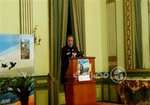 """بالصور- مدحت العدل: دعم """"السيسي"""" لمهرجان الأقصر لإدراكه أهمية مصر بالنسبة لإفريقيا"""