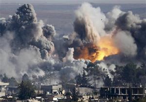 قوات النظام السوري تقصف الغوطة الشرقية بنحو 240 صاروخاً