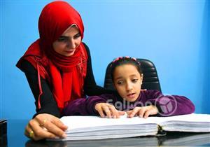 """مؤسسة تُعلّم الأطفال المكفوفين وأمهاتهم.. النور مكانه في """"صناع مستقبل مصر"""""""