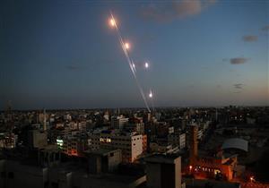 سقوط صاروخ من قطاع غزة على مستوطنة إسرائيلية وانطلاق صافرات الإنذار