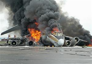 توقف أعمال البحث والإنقاذ مؤقتا بعد تحطم طائرة إيرانية على متنها 66 راكبا