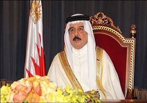عاهل البحرين يعرب عن تطلعه لتطور العلاقات مع الولايات المتحدة