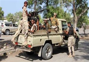 """مواقع عسكرية """"للنخبة الحضرمية"""" بعد طرد القاعدة من المسيني"""