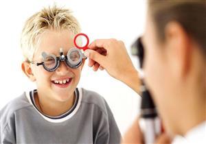 كيف تكتشفين ضعف نظر طفلك من عدمه؟