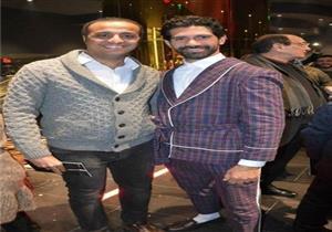"""أحمد مجدي عن ارتدائه بيجامة: """"لم يكن قرارا سليما"""""""