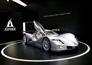 بالصور والفيديو.. سيارة يابانية تصل لـ96 كيلو في الساعة بأقل من ثانيتين