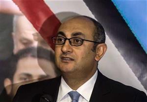 """خالد علي يكشف تفاصيل استقالته من """"العيش والحرية"""""""