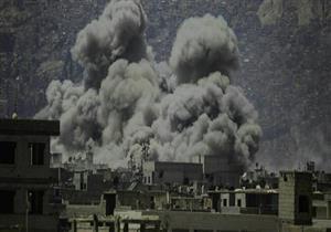 سقوط نحو 100 قتيل جراء قصف القوات الحكومية للغوطة الشرقية خلال 24 ساعة