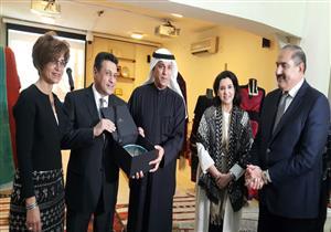 """10 آلاف دينار مبيعات معرض """"الحرف اليدوية التراثية المصرية"""" في الكويت"""