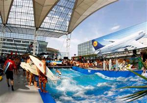 بالصور- أجمل 11 مطار حول العالم.. بينها 3 في دول عربية