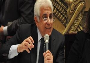 حسام بدراوي: وعود السيسي تحققت في ولايته الأولى ونسانده لولاية ثانية
