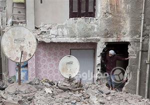 تشكيل لجنة هندسية لحصر العقارات المهددة بالانهيار بمنشأة ناصر