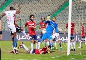 مباراة الزمالك والنصر في الدوري