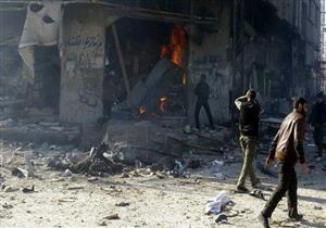 """فرنسا تطالب بتحرك دولي لإنهاء """"الوضع المأساوي"""" في سوريا"""