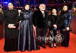 """بالصور ..نجوم الفيلم الإيراني """"خنزير"""" يحتفلون بالعرض العالمي الأول في برلين السينمائي"""