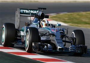 مرسيدس تكشف عن سيارتها الجديدة لسباقات فورمولا - 1 لعام 2018