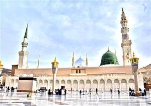 هل تعلم أن عدد أبواب المسجد النبوي خمسة وثمانون باباً.. فما أسماؤها؟