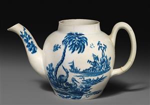 بيع إبريق شاي من الخزف في مزاد بريطاني بـ575 ألف جنيه إسترليني