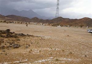المملكة تتشِح بالثلوج.. وتوقعات بهطول أمطار رعدية في مناطق سعودية (صور)
