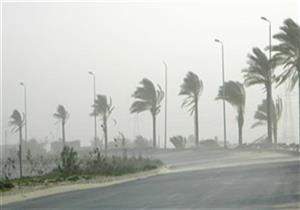 موجة صقيع ورياح تضرب شمال سيناء