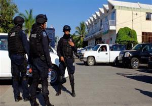 مقتل سبعة أشخاص في تبادل إطلاق نار بين الشرطة ومشتبه بهم في المكسيك