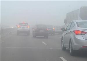 الأرصاد تكشف حقيقة وقوع عاصفة ترابية وتحذر السائقين - فيديو