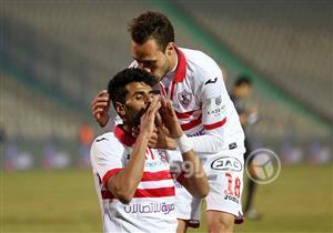 فيديو.. عماد فتحي يسجل أول هدف إفريقي مع الزمالك