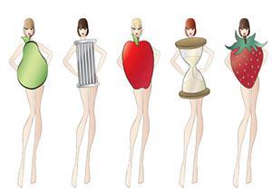 هل جسمك على شكل كمثرى أم فراولة؟..تعرفي على الفرق والتمارين المناسبة