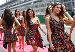 فورمولا-1 تستعين بفتيان بدلًا من الفتيات على شبكة انطلاق السباقات