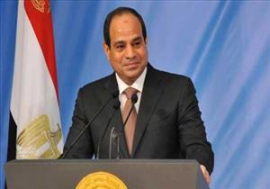 السيسي فور وصوله أبو ظبي: أمن الخليج جزء من الأمن القومي المصري