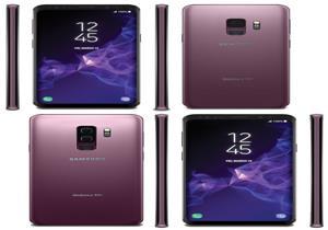 تسريب.. صورة جديدة تكشف اللون الرابع لسامسونج جالكسي S9 و S9 بلس