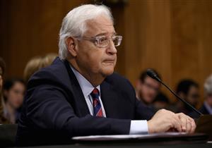 السفير الأمريكي على خلاف مع صحيفة إسرائيلية بشأن المستوطنات