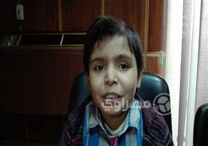 """بالفيديو والصور - """"محمد صلاح عايز يكلمكم"""".. طفل مستشفى المنصورة يروي لـ""""مصراوي"""" التفاصيل"""