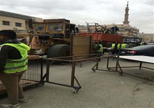 رئيس جهاز 6 أكتوبر يكشف خطة استرداد الوحدات السكنية المخالفة - صور