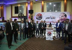 أمين خدمات كنائس شمال الجيزة: نؤيد ترشح السيسي لفترة رئاسية ثانية