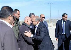 الوفد الأمني المصري يعود إلى غزة مجددا لمتابعة تنفيذ ملف المصالحة