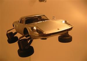 """بورش تكشف عن موعد ظهور أول """"تاكسي طائر"""" من إنتاجها"""