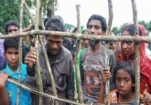 ميانمار تبني قواعد عسكرية مكان منازل ومساجد مسلمي الروهينجا