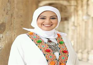 دعاء عامر تعلن عودتها لقناة الحياة من جديد