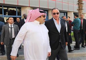 تركي آل الشيخ يكشف حقيقة مفاوضات بيراميدز مع لاعبي الأهلي