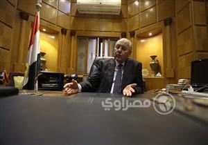 """المرشح الرئاسي موسى مصطفى: """"خايف أعلن أسماء النواب اللي زكوني""""- (صور وفيديو)"""