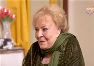 نادية لطفي تكشف سر إطلاق اسم بولا عليها وشائعة والدتها البولندية