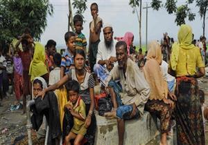 قرى بوذية في مناطق هجرها الروهينجا في بورما