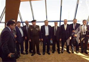 """وزير الصحة يتفقد مستشفى شرم الشيخ بحضور أعضاء """"السياحة العلاجية"""""""