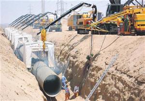"""""""الإسكان"""": توصيل الصرف الصحي لـ43 قرية بقنا بنسبة 28% من قرى المحافظة"""