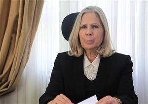 رئيسة بعثة الجامعة العربية تتابع سير عملية تصويت المصريين بالأردن في الانتخابات الرئاسية