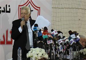 مرتضى منصور: ما يحدث مع الزمالك لم تفعله إسرائيل فى غزة
